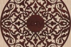 Круглый орнамент 15