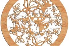 Круглый орнамент 2