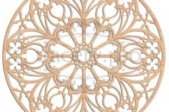 Круглый орнамент 3
