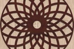 Круглый орнамент 20